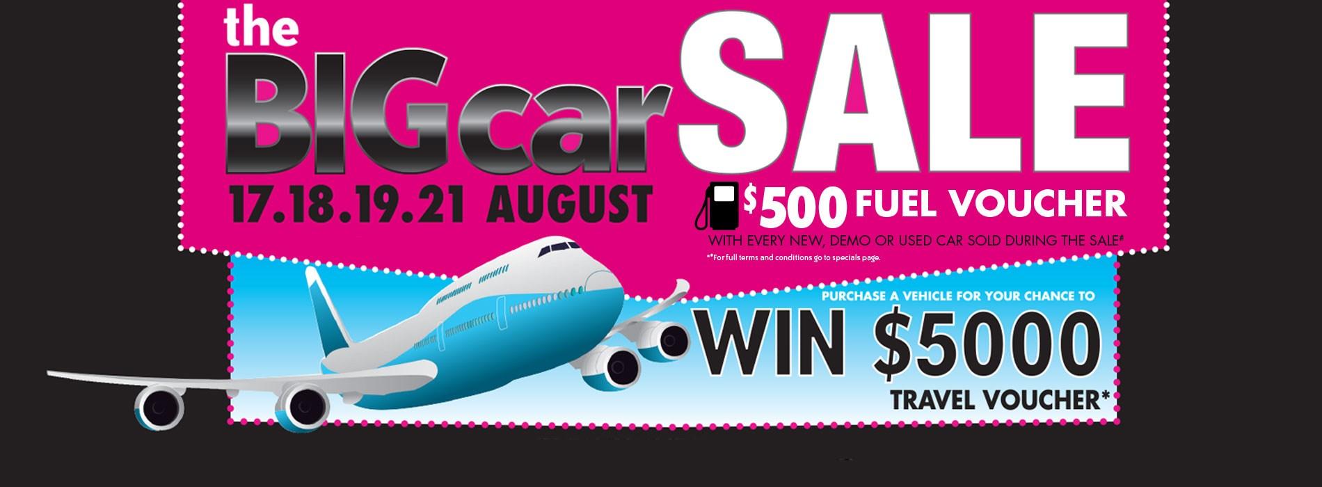 Big Car Sale Event Adrian Brian Jeep Fiat