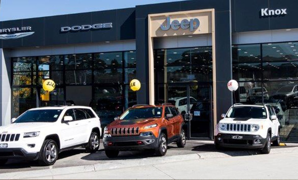 Knox Jeep Dealership