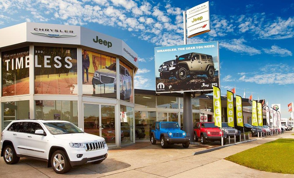 Brighton Jeep Dealership