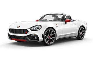 Abarth 124 Spider Launch Edition
