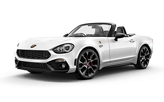 Abarth 124 Spider Trim