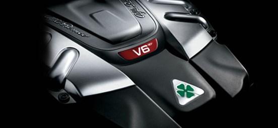Alfa-Romeo-Giulia-Quadrifoglio Engine