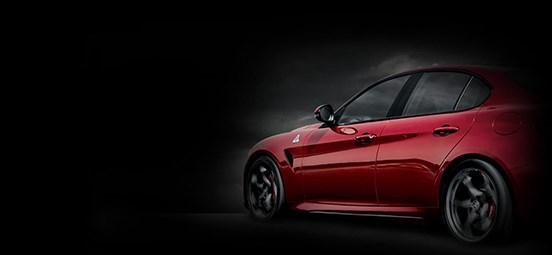 Alfa-Romeo-Giulia-Quadrifoglio Style