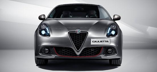 Alfa Romeo Giulietta Gray Exterior