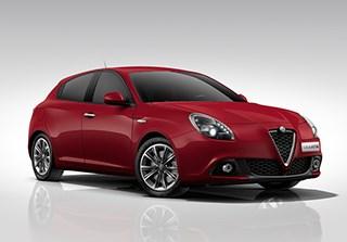 Alfa Romeo Giulietta Super TCT - Red