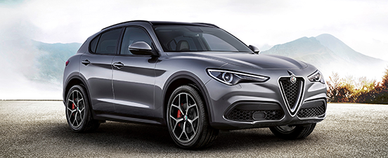 INTRODUCING THE ALL-NEW STELVIO FIRST EDITION