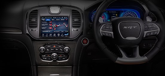 Chrysler 300 SRT Interior