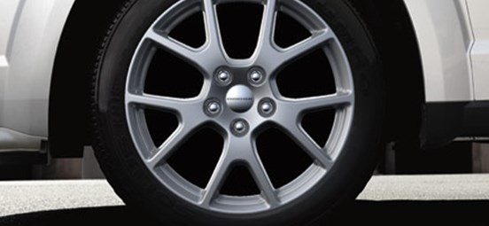 Dodge Journey Aluminium Wheels