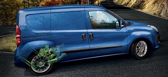 Fiat Professional Doblo Performance Capability