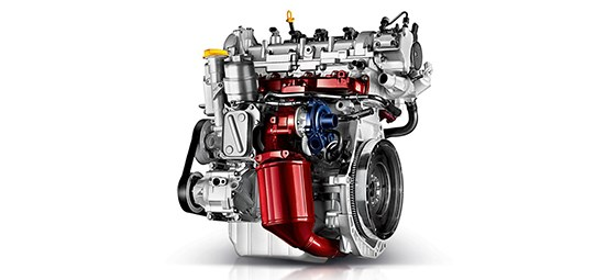 Fiat Professional Doblo Engine Performance