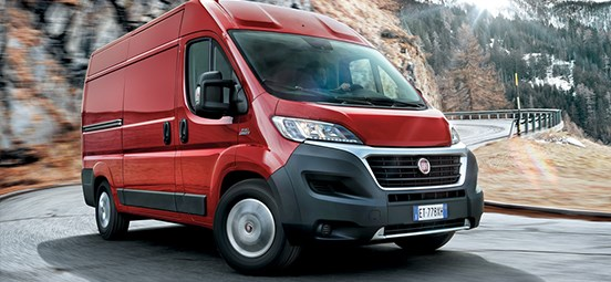 Fiat Professional Ducato Performance Capability