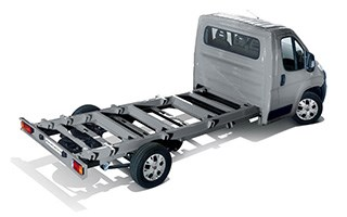 2016 Fiat Professional Ducato Cab Chassis