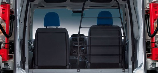 Fiat Professional Scudo Cargo Area
