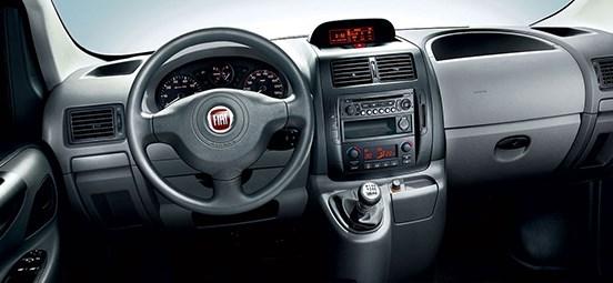 Fiat Professional Interior Technology