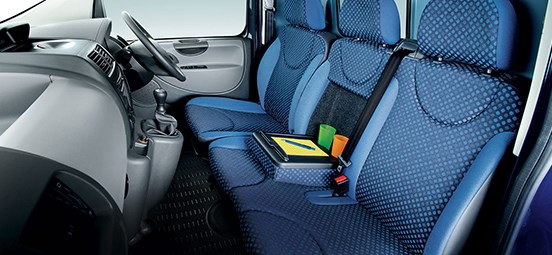 Fiat Professional Scudo Interior