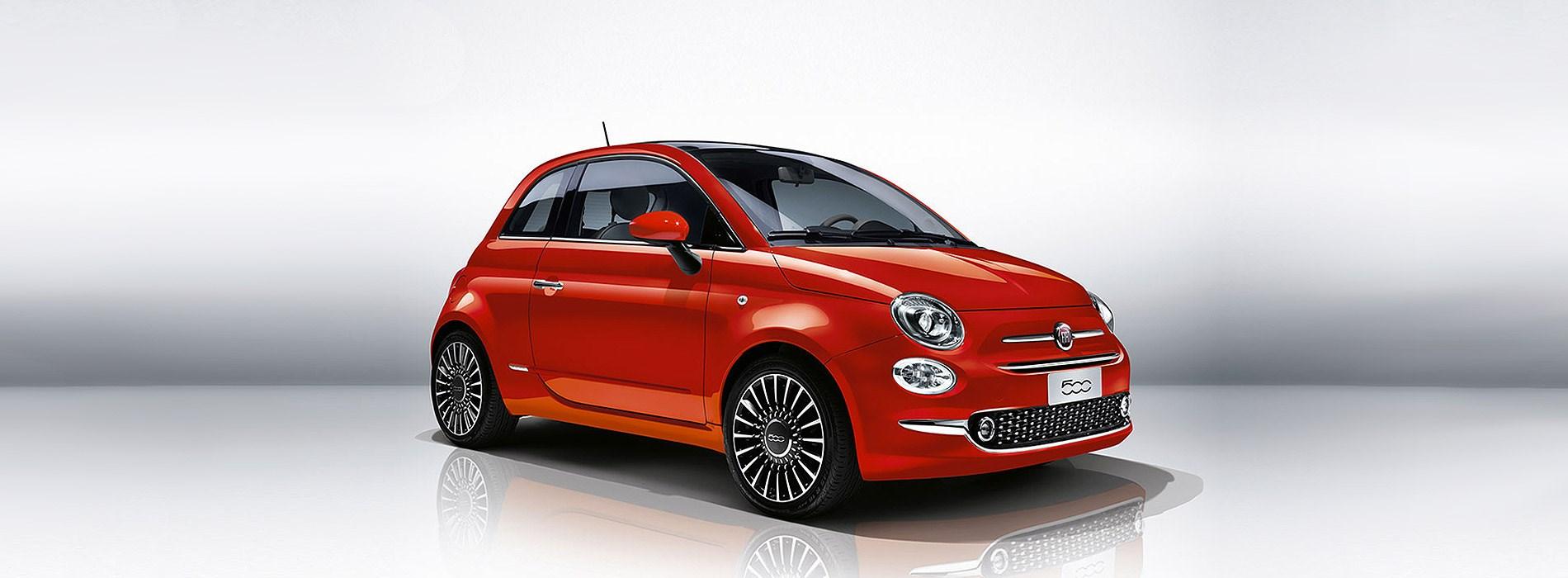 Fiat 500 Series 4