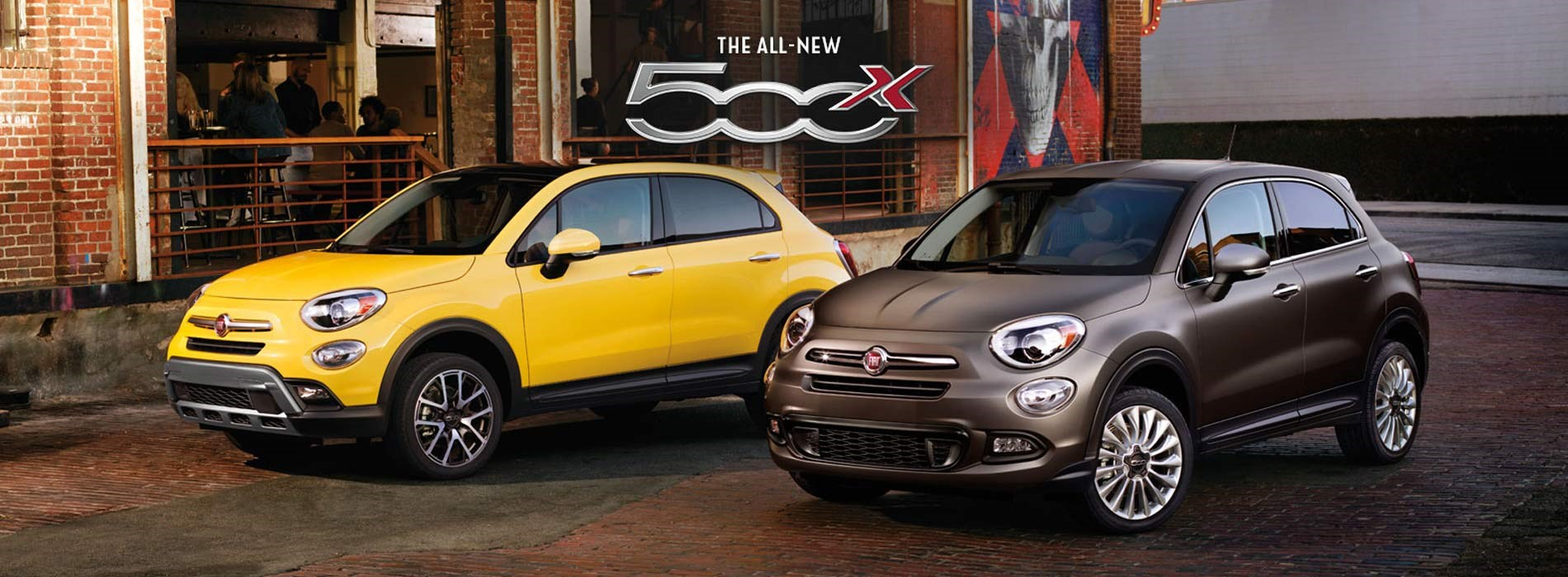 The All-New Fiat 500X