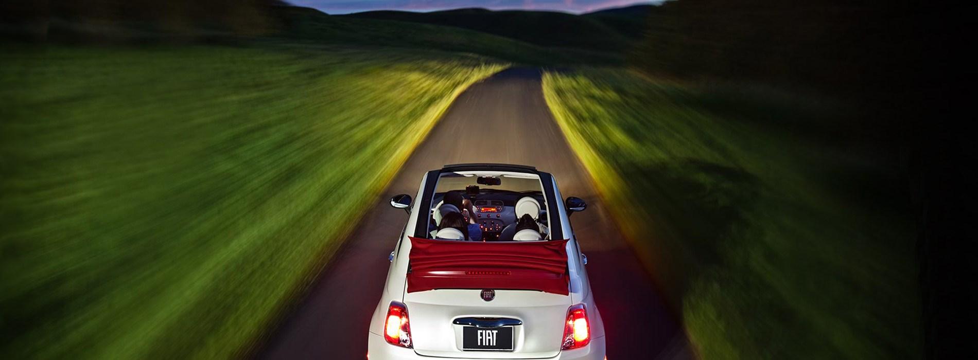 Fiat 500C Series 4 Roof
