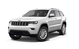 Jeep Grand Cherokee Laredo 4x2 White Exterior
