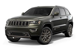 Jeep Grand Cherokee 75th Anniversary