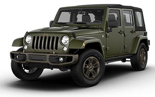Jeep Wrangler Unlimited 75th Anniversary