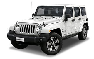 Jeep Wrangler Unlimited Overland