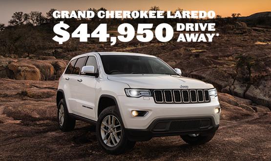 Grand Cherokee Offer