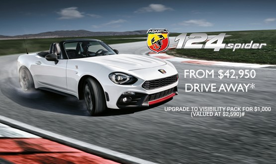 Abarth Offer
