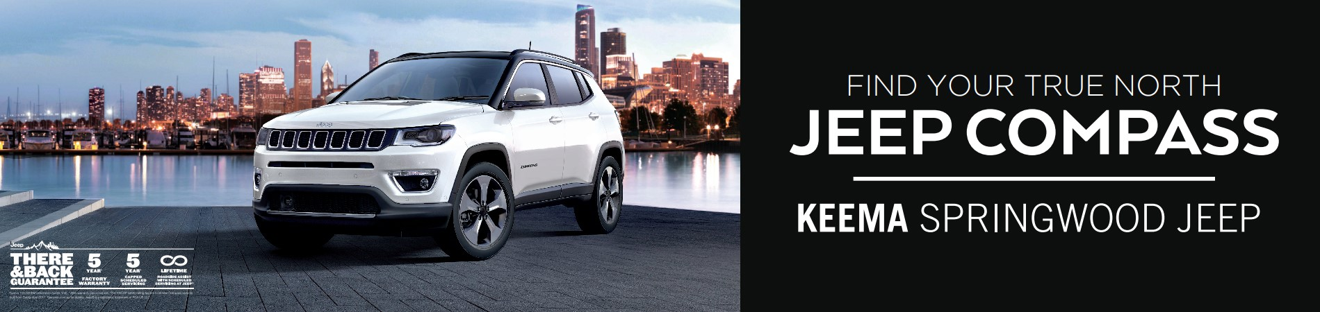 Keema Springwood Jeep Compass