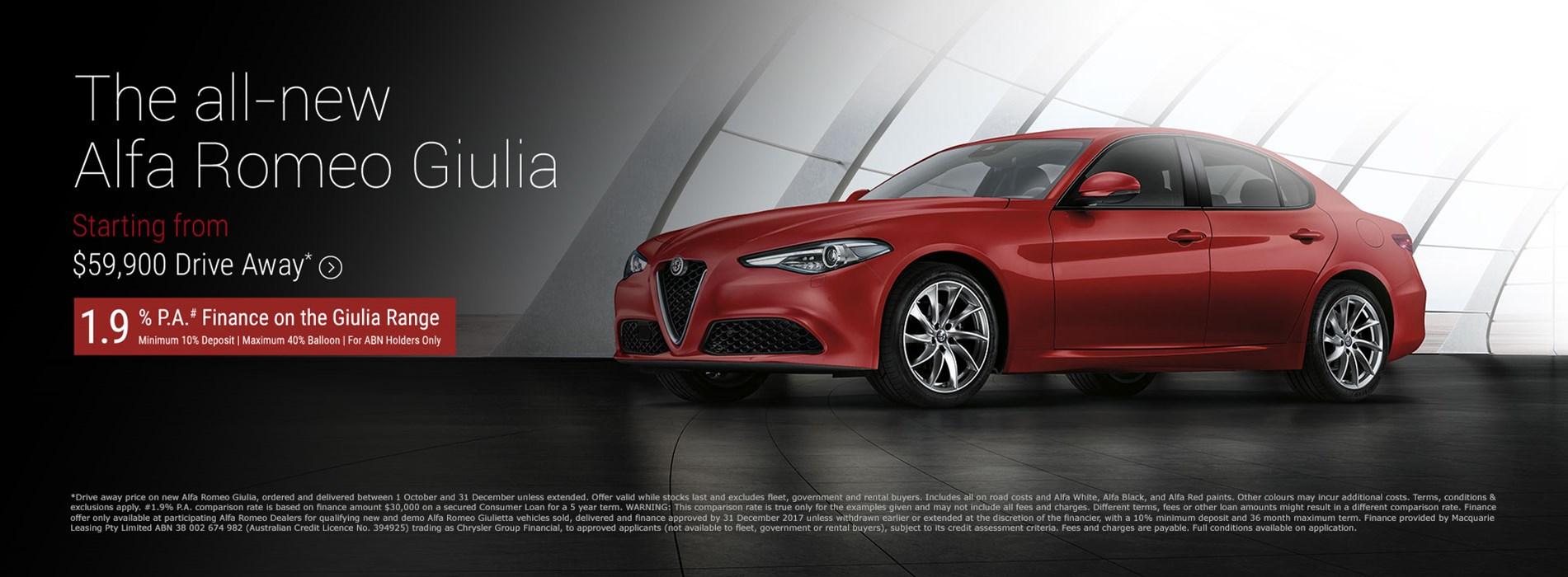 Alfa Romeo Homepage Lrg