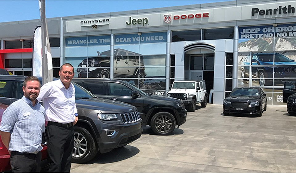 Penrith Chrysler Jeep Dodge