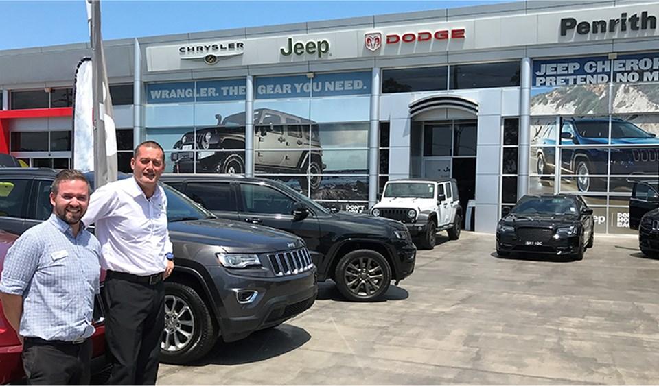 Penrith Chrysler Jeep Dodge