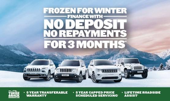 Nunawading Jeep Offer
