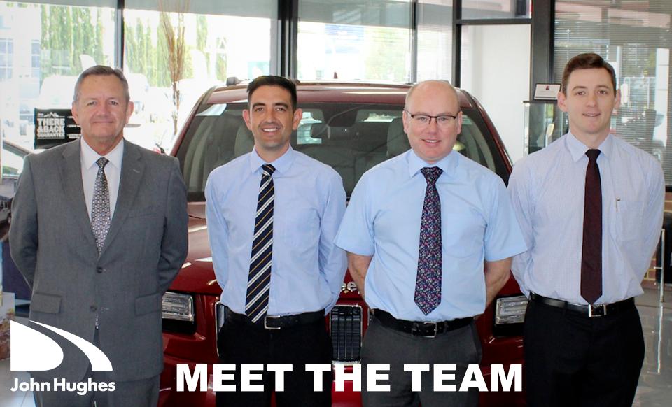 Adrian Brien Sales Team