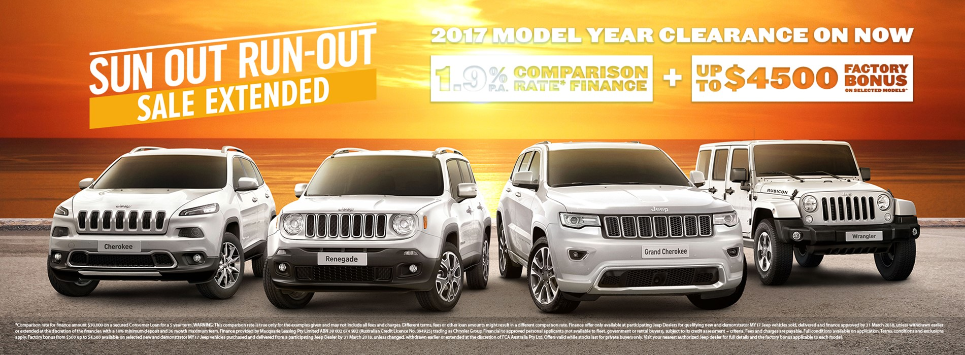 Jeep Range