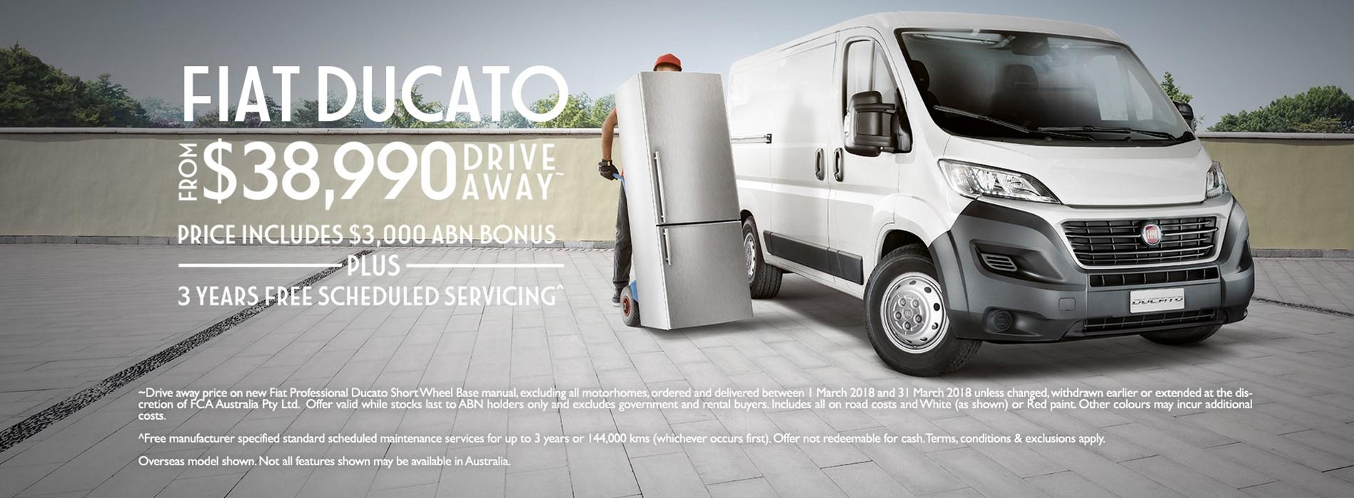Ducato Offer