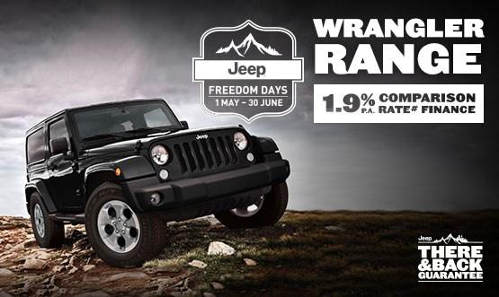 Jeep Wrangler Range