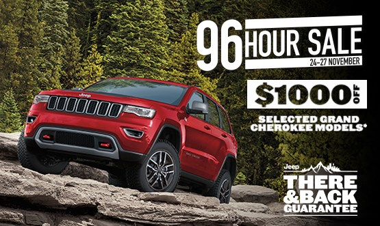 Grand Cherokee Black Friday