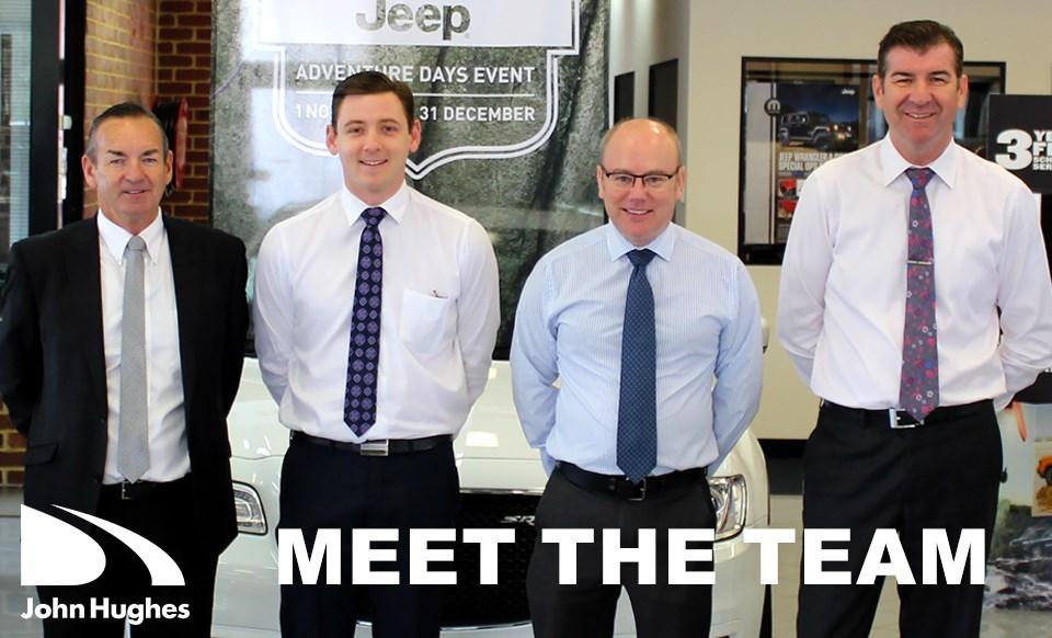 John Hughes Team  Jeep Chrysler Dodge