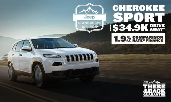 Cherokee Sport