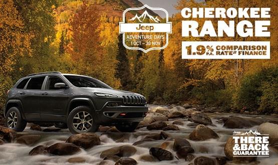 Cherokee Range