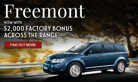 Fiat Freemont Offer