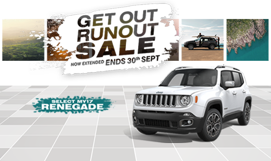 Get Out Runout Renegade Offer